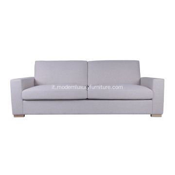 Sublime Minimalism Fabric Maxwell Sofa Replica